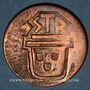 Coins Heimsbrunn (68). STR (Strassacker, Fabrique de bronze d'art Funéraire). sans valeur)