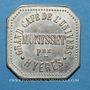 Coins Hyères (83). Grand Café de l'Univers - Monysset. 10 centimes