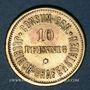 Coins Illkirch-Graffenstaden (67). Consum-Genossenschaft (1873-79). 5 pfennig