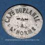 Coins L'Horme (42). Café Duplanil. 12 centimes 1/2