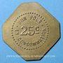 Coins Le Puy (43). Café Miramand. 25 centimes