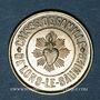 Coins Lons-le-Saunier (39). Caisse de Famille. Economat Saint-Désiré. 50 centimes
