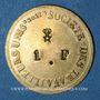 Coins Lyon (69). Société des Travailleurs Unis. 1 franc