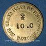 Coins Lyon (69). Société des Travailleurs Unis. 10 centimes