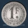 Coins Maisons-Laffite (78). Association des Commerçants et Industriels. 1 franc 1920