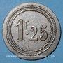 Coins Marseille (13). Exposition Coloniale (1922) - Ferme Provençale, Restaurant-Brasserie. 1 franc 25