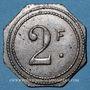 Coins Marseille (13). Exposition Coloniale (1922) - Ferme Provençale, Restaurant-Brasserie. 2 francs