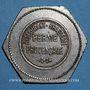Coins Marseille (13). Exposition Coloniale (1922) - Ferme Provençale, Restaurant-Brasserie. 8 francs