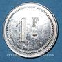 Coins Mesnay (39). Usine de Mesnay. 1 franc