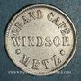 Coins Metz (57). Grand Café Windsor (9 rue Serpenoise). 15 (pfennig)