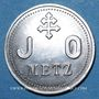 Coins Metz (57). J. O. (Jeunes Ouvriers). sans valeur