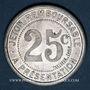 Coins Montpellier (34). Mercerie Lyonnaise. 25 centimes