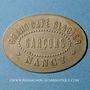 Coins Nancy (54). Grand Café Glacier. sans valeur
