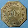 Coins Nancy (54). Grande Taverne (17, rue St Dizier). 30 centimes