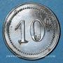 Coins Narbonne (11). A l'Aiglon. 10 centimes