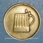 Coins Obernai (67). Ed. Müller. 1 chope (de bière)