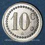 Coins Ottange (57). Société Coopérative de Nondkeil. 10 centimes
