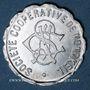 Coins Ottange (57). Société Coopérative de Nondkeil. 5 centimes