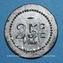 Coins Oullins (69). Société Coopérative P. L. M., La Renaissance. 25 centimes 1916, contremarqué