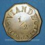Coins Paris (75). Paroisse Saint-Etienne du Mont. 1/2 kg viande