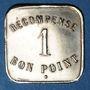 Coins Paris (75). Récompense. 1 bon point