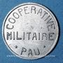 Coins Pau (64). Coopérative Militaire. 5 centimes