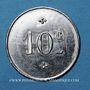 Coins Pussay (91). Approvisionnement Généraux, Michau. 10 centimes