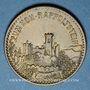 Coins Ribeauvillé (68). Zum Hoh-Rappolstein. (1 chope de bière)