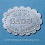Coins Saint-Etienne (42). Café Badel, 53 rue de la Loire. 12 centimes 1/2