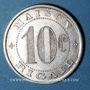 Coins Saint-Mathieu-de-Tréviers (34). Maison Rigail. 10 centimes