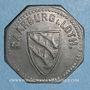 Coins Sarrebourg (57). Ville. 10 pfennig 1917