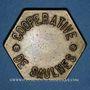 Coins Saulnes (54). Coopérative de Saulnes. Flûte. Non perforé