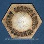 Coins Saulnes (54). Union Coopérative. Baguette. Non perforé
