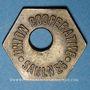 Coins Saulnes (54). Union Coopérative. Baguette. Perforé