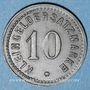 Coins Saverne (67). Ville. 10 pfennig