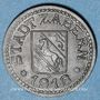 Coins Saverne (67). Ville. 5 pfennig 1918