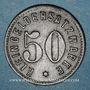 Coins Saverne (67). Ville. 50 pfennig