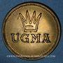 Coins Schiltigheim (67). UGMA. sans valeur