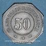 Coins Sélestat (67). 50 (pfennig) 1917