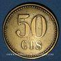 Coins Strasbourg (67). Brasserie de l'Orient - Paul Klein. 50 centimes