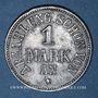 Coins Strasbourg (67). J. Ittmann. 1 mark