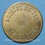 Coins Strasbourg (67). Société de tir. sans valeur