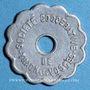 Coins Thaon-les-Vosges (88). Société Coopérative. Boucherie. 5 centimes
