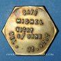 Coins Vitry-sur-Orne (57). Café Michel (1 rue Saint Michel). sans valeur