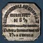 Coins Xeuilley (54). Usines à chaux de Xeuilley. 1 franc