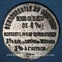 Coins Xeuilley (54) - Usines de Xeuilley - M & M. 2 francs