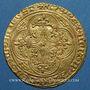 Coins Comté de Provence. Louis II (1384-1417). Ecu d'or, Avignon (?) avant 1388