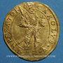 Coins Franche-Comté. Besançon. Ducat 1643/2. R ! R !