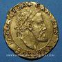 Coins Franche-Comté. Besançon. Pistole 1578