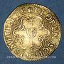 Coins Lorraine. Cité de Metz. Florin, 16e - début 17e siècle